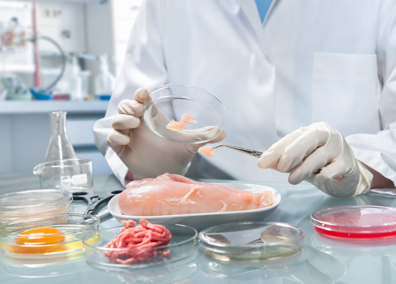 Food safety is our top priority