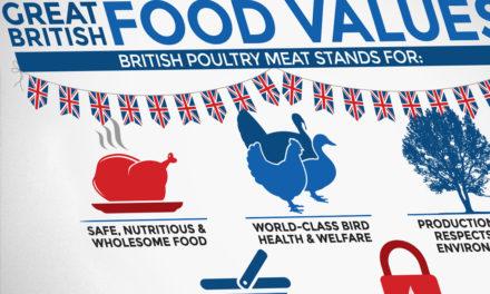 Great British Food Values