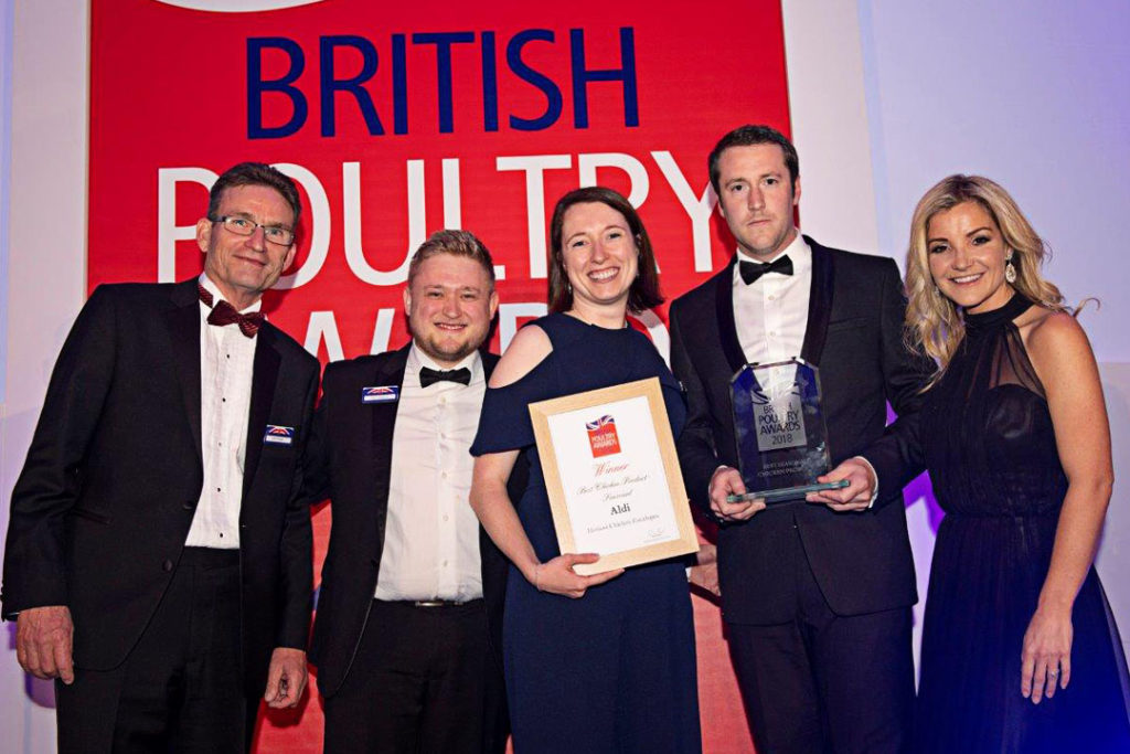 British Poultry Awards 2018 - Best Chicken Product - Seasonal