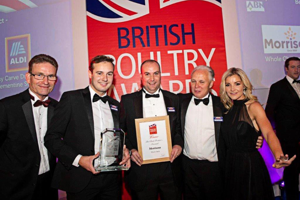 British Poultry Awards 2018 - Best Duck Product - Seasonal - Morrisons