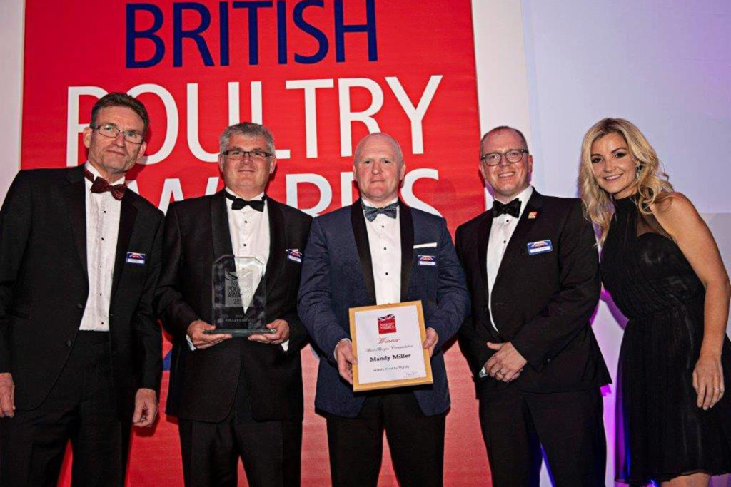 British Poultry Awards 2018 - Best Poultry Recipe