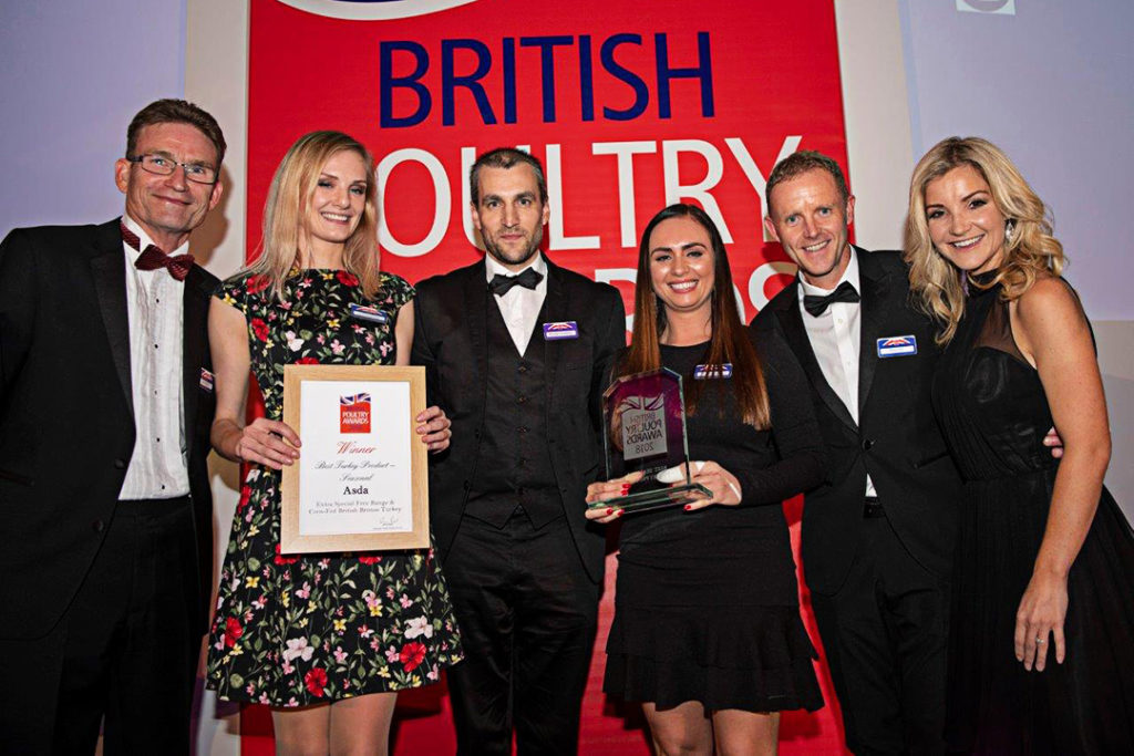 British Poultry Awards 2018 - Best Turkey Product - Seasonal