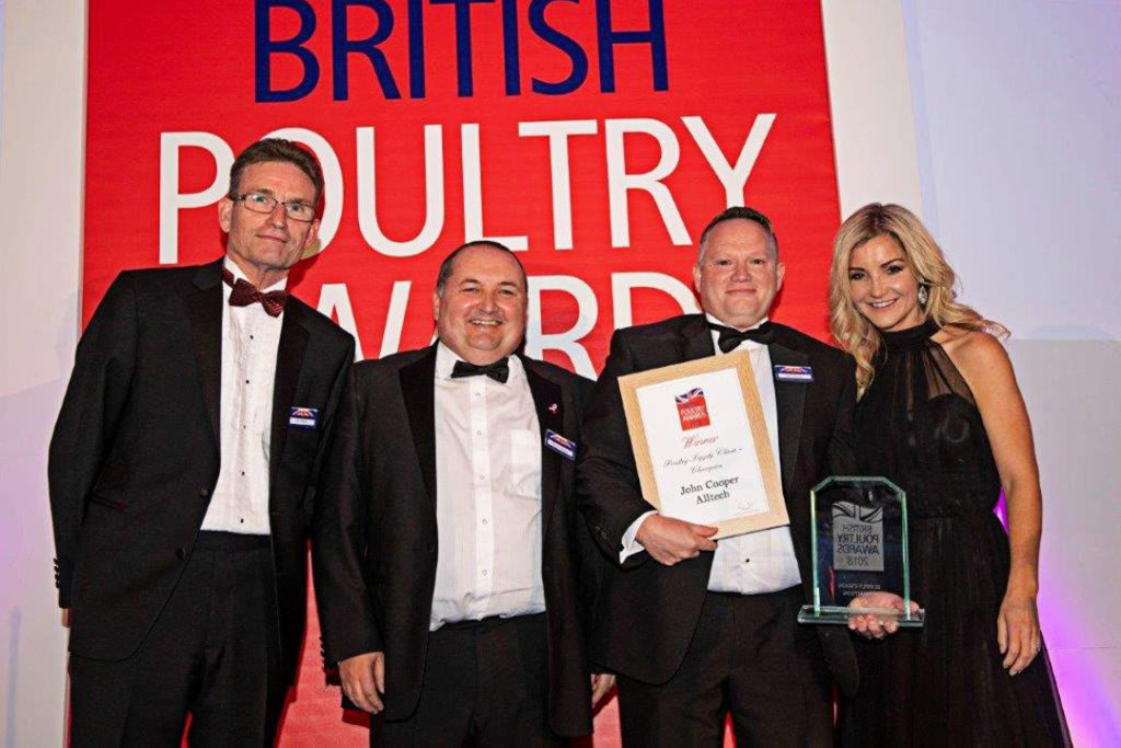 British Poultry Awards 2018 - Poultry Supply Chain - Champion