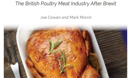 Coming Home to Roost: The British Poultry Meat Industry After Brexit